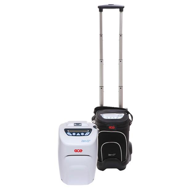 Zen-O 攜帶型氧氣濃縮機 5